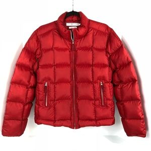 Tommy Hilfiger Woman's Downed Puffer Jacket Sz LG